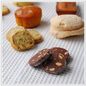 焼菓子:カシューココアクッキー|yukiusagi|02
