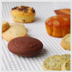 焼菓子:ラズベリーサンドクッキー|yukiusagi|02