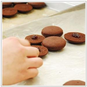 焼菓子:ラズベリーサンドクッキー|yukiusagi|03