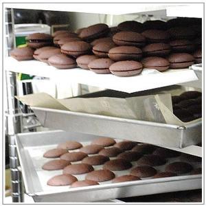 焼菓子:ラズベリーサンドクッキー|yukiusagi|04