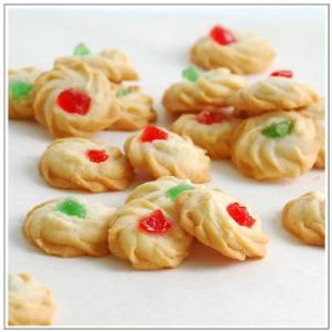 焼菓子:ドレンチェリークッキー|yukiusagi