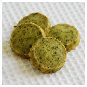 焼菓子:煎茶クッキー 4枚入 ほんのきもちです袋|yukiusagi|02