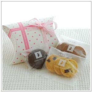 クッキー・焼き菓子詰め合わせ 「みんなともだち ピンク色」 578円|yukiusagi