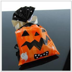 ハロウィーンのお菓子:クッキー・焼菓子詰め合わせ「パンプキンおばけ」 683円 yukiusagi 05