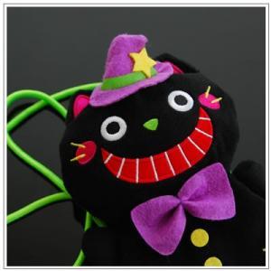 ハロウィーンのお菓子:クッキー・焼菓子詰め合わせ「いたずらにゃんこ」 998円|yukiusagi|06