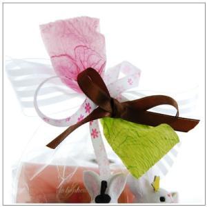 ひな祭りのお祝いに:クッキー・焼き菓子詰め合わせ「菱餅雛」 1302円|yukiusagi|05