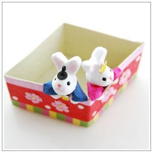 ひな祭りのお祝いに:クッキー・焼き菓子詰め合わせ「菱餅雛」 1302円|yukiusagi|08