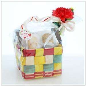 母の日お祝いギフト:クッキー焼菓子詰合せ「マルカ 赤」1598円|yukiusagi|02