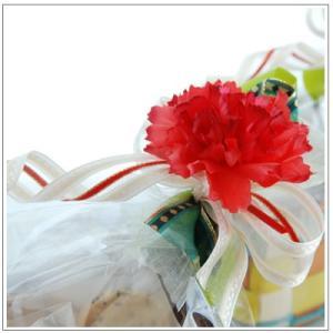 母の日お祝いギフト:クッキー焼菓子詰合せ「マルカ 赤」1598円|yukiusagi|04