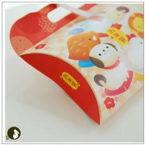 正月のお年賀特集:クッキー・焼菓子詰合せ 「干支フレンズ」 704円 yukiusagi 04