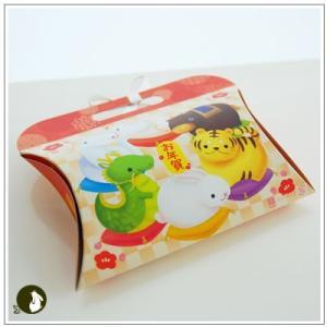 正月のお年賀特集:クッキー・焼菓子詰合せ 「干支フレンズ」 704円 yukiusagi 05