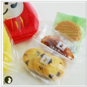 正月のお年賀特集:クッキー・焼菓子詰合せ 「ふわふわダルマ 赤」 998円|yukiusagi|04