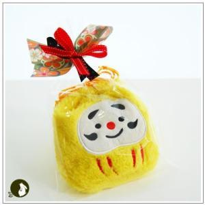 正月のお年賀特集:クッキー・焼菓子詰合せ 「ふわふわダルマ 黄」 998円|yukiusagi|02