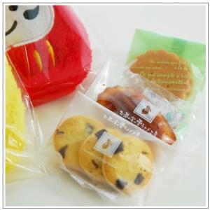 正月のお年賀特集:クッキー・焼菓子詰合せ 「ふわふわダルマ 黄」 998円|yukiusagi|04