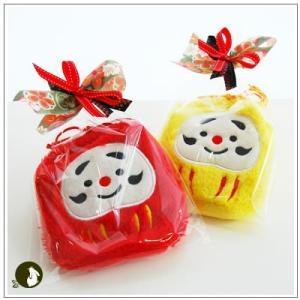 正月のお年賀特集:クッキー・焼菓子詰合せ 「ふわふわダルマ 黄」 998円|yukiusagi|05
