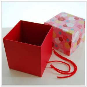 正月のお年賀特集:クッキー・焼菓子詰合せ 「梅柄ボックス」 1344円|yukiusagi|06