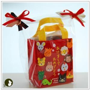 正月のお年賀特集:クッキー・焼菓子詰合せ 「A HAPPY NEW YEAR」 1575円 yukiusagi 02