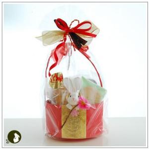 正月のお年賀特集:クッキー・焼菓子詰合せ 「福うさぎ」 1733円|yukiusagi|02