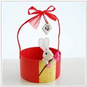 正月のお年賀特集:クッキー・焼菓子詰合せ 「福うさぎ」 1733円|yukiusagi|06