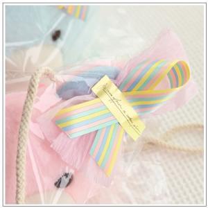 春ギフト特集:クッキー・焼菓子詰め合せ「姫桜」 1501円 yukiusagi 04