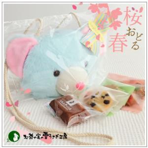 春ギフト特集:クッキー・焼菓子詰め合せ「スプリン」 1620円|yukiusagi