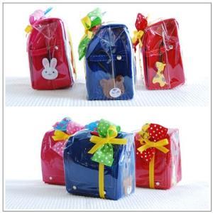 入園入学の春ギフト特集:クッキー・焼菓子詰め合せ「きりんのランドセル」 1464円|yukiusagi|09