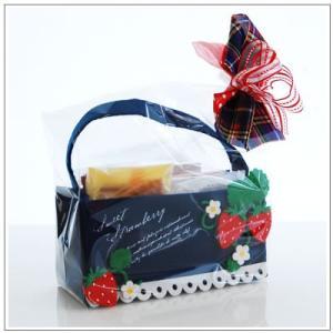 春のギフト~苺モチーフのクッキー・焼菓子詰合せ「ベリージャム」1393円 yukiusagi 02