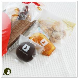 バレンタイン:クッキー・焼菓子詰合せ「Grand merci 赤」 683円|yukiusagi|03