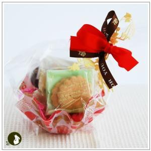 バレンタイン:クッキー・焼菓子詰合せ「あの子に会えたら」 840円|yukiusagi|02