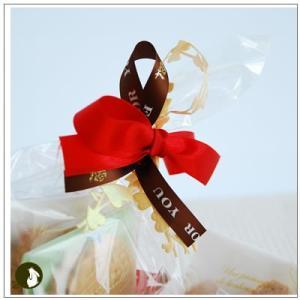 バレンタイン:クッキー・焼菓子詰合せ「あの子に会えたら」 840円|yukiusagi|04