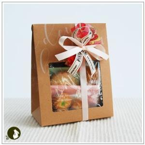 バレンタイン:クッキー・焼菓子詰合せ「レトラ」 977円|yukiusagi|02