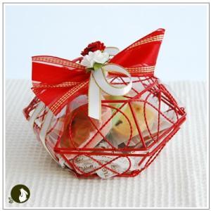 バレンタイン:クッキー・焼菓子詰合せ「真っ赤な愛情」 1124円|yukiusagi|02