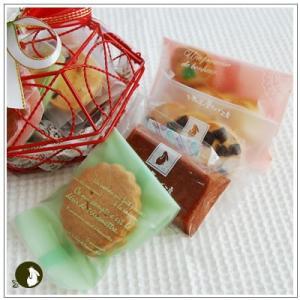バレンタイン:クッキー・焼菓子詰合せ「真っ赤な愛情」 1124円|yukiusagi|03