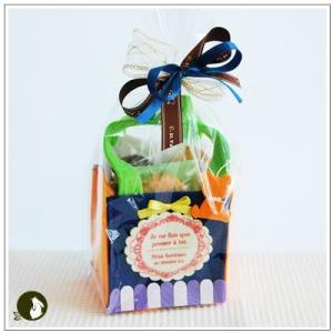 バレンタイン:クッキー・焼菓子詰合せ「幸せはここに」 1166円 yukiusagi 02
