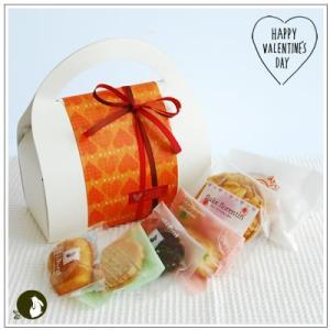 バレンタイン:クッキー・焼菓子詰合せ「Paisible 大」 1176円|yukiusagi