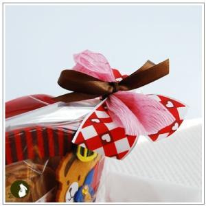 バレンタイン:クッキー・焼菓子詰合せ「くまの王様」 1260円|yukiusagi|03