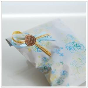 バレンタインのお返しに:ホワイトデーのクッキー・焼菓子詰合せ「ささやかな気持ち ブルー」 368円|yukiusagi|02