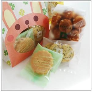 バレンタインのお返しに:ホワイトデーのクッキー・焼菓子詰合せ「パックンアニマル」 546円 yukiusagi 03
