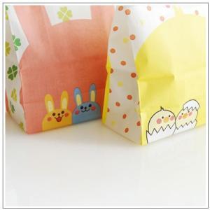 バレンタインのお返しに:ホワイトデーのクッキー・焼菓子詰合せ「パックンアニマル」 546円 yukiusagi 06