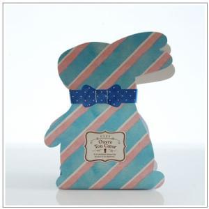 バレンタインのお返しに:ホワイトデーのクッキー・焼菓子詰合せ「シマドットバニー」 851円|yukiusagi|05