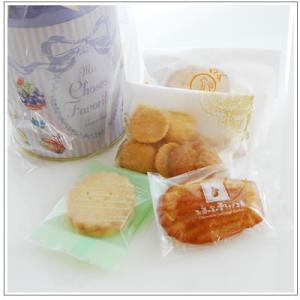 バレンタインのお返しに:ホワイトデーのクッキー・焼菓子詰合せ「スイーツリボン」 1323円 yukiusagi 03