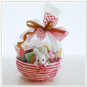 バレンタインのお返しに:ホワイトデーのクッキー・焼菓子詰合せ「ロシェル 赤」 1691円|yukiusagi|02