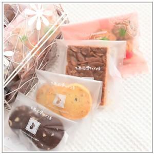 バレンタインのお返しに:ホワイトデーのクッキー・焼菓子詰合せ「コロハート うさぎ」1360円|yukiusagi|03