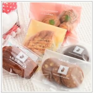 バレンタインのお返しに:ホワイトデーのクッキー・焼菓子詰合せ「ベリージャム」1393円 yukiusagi 04