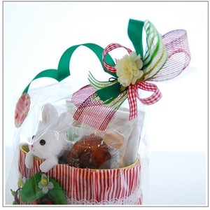バレンタインのお返しに:ホワイトデーのクッキー・焼菓子詰合せ「ストラ」1490円 yukiusagi 03