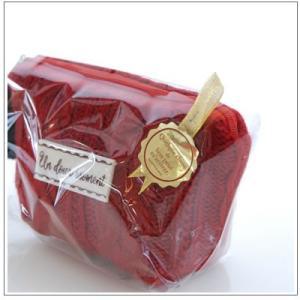 バレンタインのお返しに:ホワイトデーのクッキー・焼菓子詰合せ「メルポーチ 赤」1490円|yukiusagi|03