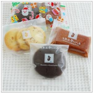 クリスマスギフト特集:クッキー・焼菓子詰合せ「クリアサンタ」473円 yukiusagi 03