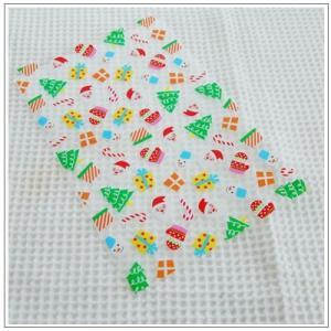 クリスマスギフト特集:クッキー・焼菓子詰合せ「クリアサンタ」473円 yukiusagi 05