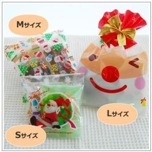 クリスマスギフト特集:クッキー・焼菓子詰合せ「クリアサンタ」473円 yukiusagi 06