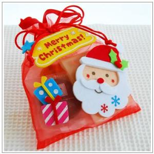 クリスマスギフト特集:クッキー・焼菓子詰合せ「MerryXmas!!サンタver」630円|yukiusagi|02